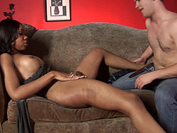 Jade amp zack part 1. Lascivious Zack Having Some Black tranny Cocky